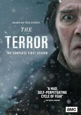 THE TERROR 1 (2018): 1845-1848 Arctic Horror/Drama TV Season Series - NEW DVD R1