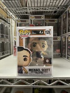 Funko POP! The Office Michael Scott Basketball #1120 Chalice Collectibles