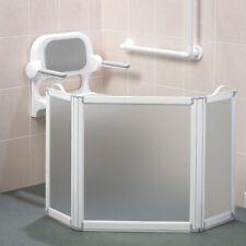 AKW Freeway Portable Carer Screen Set - 750mm High 3 Panel 350mm x 700mm x 350mm