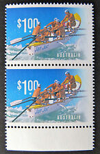 Australian Decimal Stamps: 2007 Year of the Surf Lifesaver-Double-Surf Boat MNH