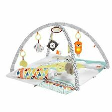 Fisher-Price Perfect Sense Deluxe Baby Infant Gym Playmat