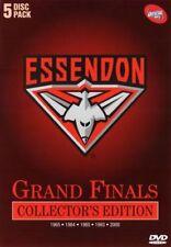 AFL ESSENDON Grand Finals Collector's Edition DVD R4 &