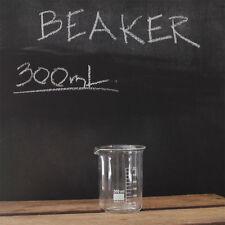 Beaker, low form, borosilicate, 300ml