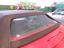 Alfa GTV cabrio 916 Spider Plastic Scheibe Heckteil für Verdeck Dach