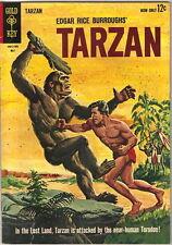 Tarzan Comic Book #135, Gold Key Comics 1963 FINE-