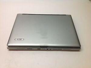 "ACER TravelMate 8100 laptop 15.4"" Pentium@2.00GHz 2GBRAM 80GBHDD Win7 DVD"