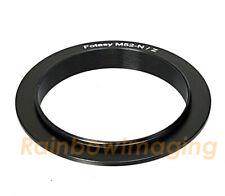 52mm Macro Lens Reverse Adapter Ring Nikon Z mount Z6 Z7 Z50 Mirrorless Camera