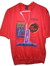 NWT COURAGE CLASSIC 1995 CYCLE COLORADO BIKE JERSEY SHIRT GIORDANA WOMENS M NEW