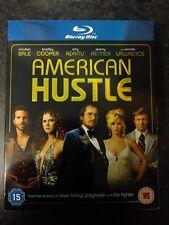 American Hustle Blu-Ray sealed new