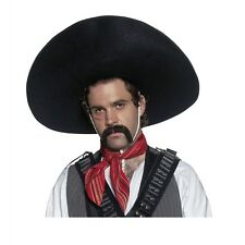 Mexican Bandit Sombrero Costume Accessory Adult Halloween
