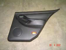 Seat Leon 1M Türverkleidung hinten rechts Leder schwarz-schwarz Tür Verkleidung
