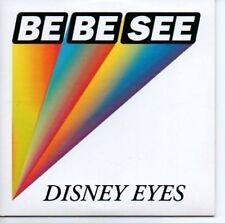 (AE18) The Be Be See, Disney Eyes - DJ CD