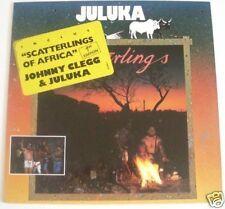 """Johnny CLEGG & JULUKA """"Scatterlings"""" (Vinyl 33t/LP)"""