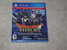 DRAGON QUEST HEROES THE WORLD TREE'S WOE AND THE BLIGHT BELOW...PS4...**NEW**