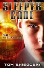 Sleeper Code (Part 1 in the Sleeper Conspiracy) by Sniegoski, Tom in Used - Ver