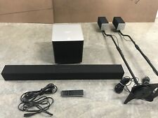 VIZIO 5.1 Channel Wireless Soundbar Subwoofer Speakers System - Bundle