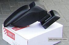 Opel Astra H 2004- Armrest Centre Console Storage Adjustable Black Armcik