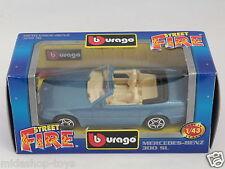 [PF3-30] BBURAGO BURAGO 1/43 STREET FIRE COLLECTION #4109 MERCEDES BENZ 300 SL