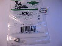 NTE184 NPN Silicon Transistor NTE ECG184 GE-57 SK3190 - NOS Qty 1