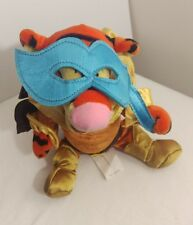Disney Tigger Tiger Carnival Beanie Bag Teddy Toy Winnie Pooh & Friends Collect