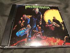 Necrophagia - Season Of The Dead CD