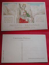 CARTOLINA PRESTITO NAZIONALE CONSOLIDATO - MATALONI #2