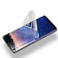 2x Panzerglasfolie für Samsung Galaxy S8 3D Display Schutz Folie Full Cover KLAR