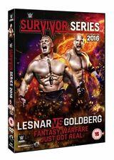 WWE: Survivor Series 2016 [DVD] - Official Store