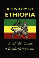 History of Ethiopia by Elizabeth Monroe and A. H. M. Jones (2001, Paperback,...