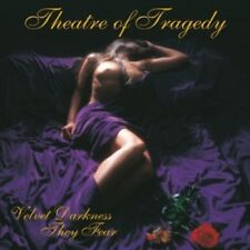 Theatre of Tragedy-Velvet Darkness they Fear (RE-à image ISO + BONUS) CD METAL NEUF