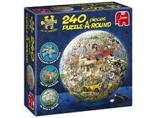 Jan Van Haasteren 240 Piece Puzzle Ball - Safari