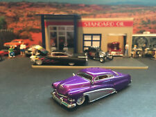 1:64 Hot Wheels Limited Edition 1951 51 Merc Mercury Purple and Sliver Legends