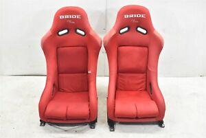 2000-2009 Honda S2000 Bride Low Max VIOS 3 Sport Seats with S2K Rails 00-09