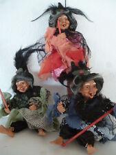 Hexe,25 cm,Fasching,Fasnet,Hexenfiguren,Hexen,Halloween,Faschingsdeko,Dekoration