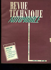 (C16) REVUE TECHNIQUE AUTOMOBILE BMC 850 MORRIS AUSTIN / CITROEN AMI 6 / FIAT