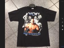 Vintage 1998 WWF WCW Where the Big Boys Play Shirt Size XL vtg 90s tshirt tee