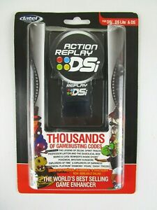 Datel Action Replay DSi  New Sealed some box wear DSi DS Lite DS Game Codes