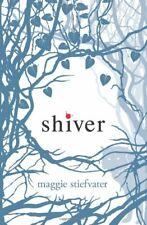 Shiver,Maggie Stiefvater- 9780545123273