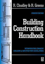 Building Construction Handbook, Fourth Edition