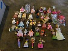 37 Fabulous Vintage Smaller Barbie Dolls - Hard Plastic McDonald's & More!