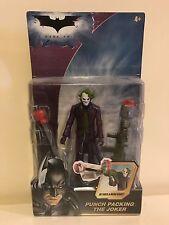 Batman The Dark Knight Action Figure Punch Packing The Joker