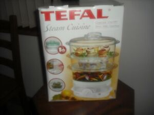 tefal steam cuisine ultra compact