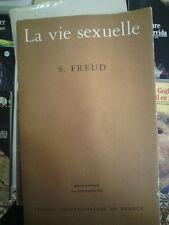 La vie sexuelle Sigmund Freud psy lacan oedipe PUF