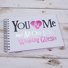 Livres d'or et stylos pour le mariage