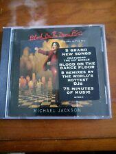 MICHAEL JACKSON - BLOOD ON THE DANCE FLOOR - CD - VGC  Australian Edition