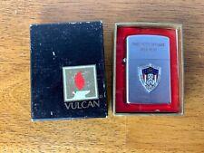 70s' Vulcan Lighter CPO Open Mess Chinhae Korea