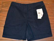 Jones New York Women's Regular 100% Cotton Casual Shorts