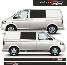 VW Transporter Camper T5 T6 Side Stripes Graphics Decals Stickers any colour T32