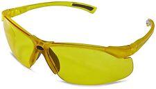 Kimberly-Clark 08146 KleenGuard V30 Amber Lens Flexible Eye Protection-Box of 10
