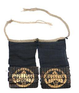 "Japanese ""Hodo haidate"" (thigh armor), Edo Period."